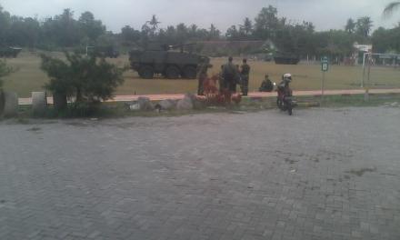 PELATIHAN PRAJURIT TNI